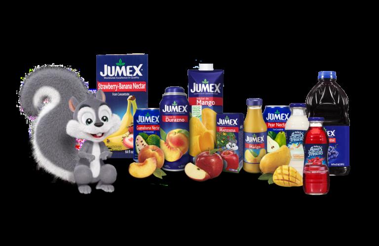 Jumex® brand history